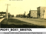 West Vistula St., Bristol, Indiana