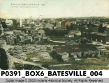 Bird's-Eye View of Batesville, Indiana