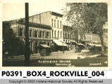 North Side of Square, Rockville, Indiana