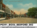 East Side of Square, Bedford, Indiana