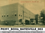 American Furniture Co., Batesville, Indiana