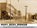 N. Railroad St., Spencer, Indiana