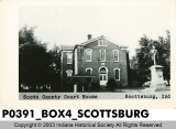 Scott County Court House, Scottsburg, Indiana