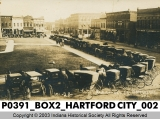 Southeast Corner of the Square, Hartford City, Indiana