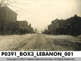 Main St. West, Lebanon, Indiana