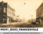 Bill Street, Francesville, Indiana