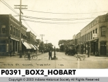 Main St. South, Hobart, Indiana