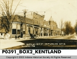 North on Main St., Kentland, Indiana