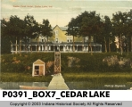 Cedar Point Hotel, Cedar Lake, Indiana
