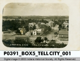 Birds Eye View, Tell City, Indiana
