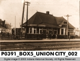 Big Four Depot, Union City, Indiana
