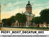 Court House, Decatur, Indiana