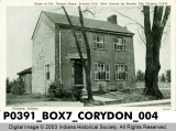 Home of Col. Thomas Posey, Corydon, Indiana
