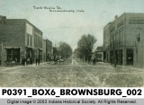 East Main St., Brownsburg, Indiana