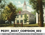 Indiana's First State House, Corydon, Indiana