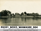 The Island, Wawasee Lake, Indiana