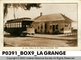 St. Joe Valley Railroad Depot, La Grange, Indiana
