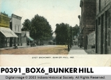 East Broadway, Bunker Hill, Indiana