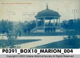 Band Stand, National Military Home, Marion, Indiana