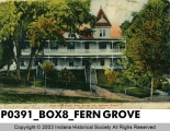 Fern Cliff Hotel, Fern Grove, Indiana