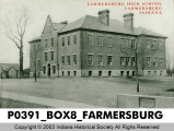 Farmersburg High School, Farmersburg, Indiana