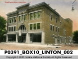 Grand Opera House, Linton, Indiana