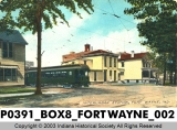 Interurban Station, Fort Wayne, Indiana