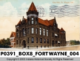 City Hall, Fort Wayne, Indiana