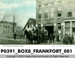 Fire Department, Frankfort, Indiana