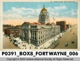 Court House, Fort Wayne, Indiana