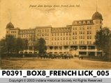 French Lick Springs Hotel, French Lick, Indiana