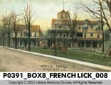 Wells Hotel, French Lick, Indiana