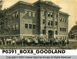 Public School, Goodland, Indiana