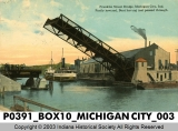 Franklin Street Bridge, Michigan City, Indiana
