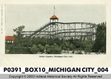 Roller Coaster, Michigan City, Indiana