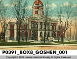 Elkhart County Court House, Goshen, Indiana