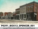 South Side of the Public Square, Spencer, Indiana