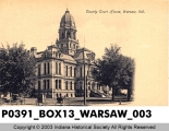 County Court House, Warsaw, Indiana