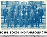 Policemen, Detectives, and Traffic Officers, Indianapolis, Indiana