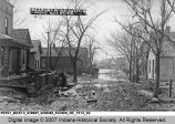 Pearl Street West Indianapolis, Flood March 27, 1913