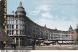 Postcard of English Hotel and Opera House