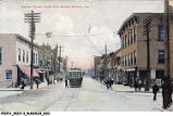 Wabash Street, South from Market, Wabash, Indiana
