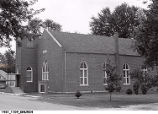 Harmony Methodist Church, McKinley Chapel, Harmony, Indiana