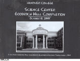 Hanover College Science Center/ Goodrich Hall Completion