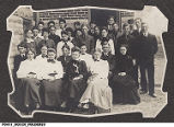 McCordsville, High School Group Photograph, McCordsville, Indiana