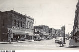 North Main at A-Street, Linton, Indiana