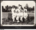 """Kitchen Force"" at CCC Camp 1514, North Vernon, Indiana"