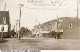 Main St. West, Farmersburg, Indiana