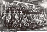 Workers at the Monon Railroad Locomotive Shops, Lafayette, Indiana, June 16, 1949