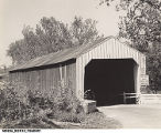 Pine Creek Covered Bridge, Warren County, Indiana